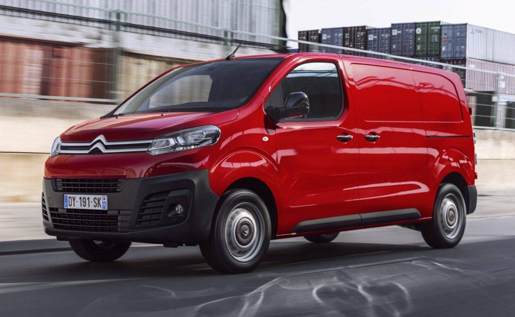 Citroën Jumpy também se destaca nas vendas da marca