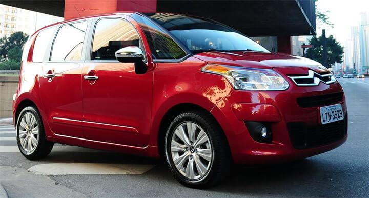 Citroën convoca unidades dos modelos C3, C3 Picasso e Aircross, com fabricação referente ao ano de 2012. O recall acontece devido a defeitos detectados nos airbags