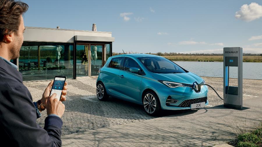 Cresce o número de vendas de veículos elétricos no Brasil