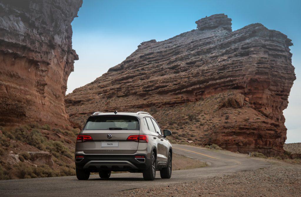 VW Taos agora pode ser assinado