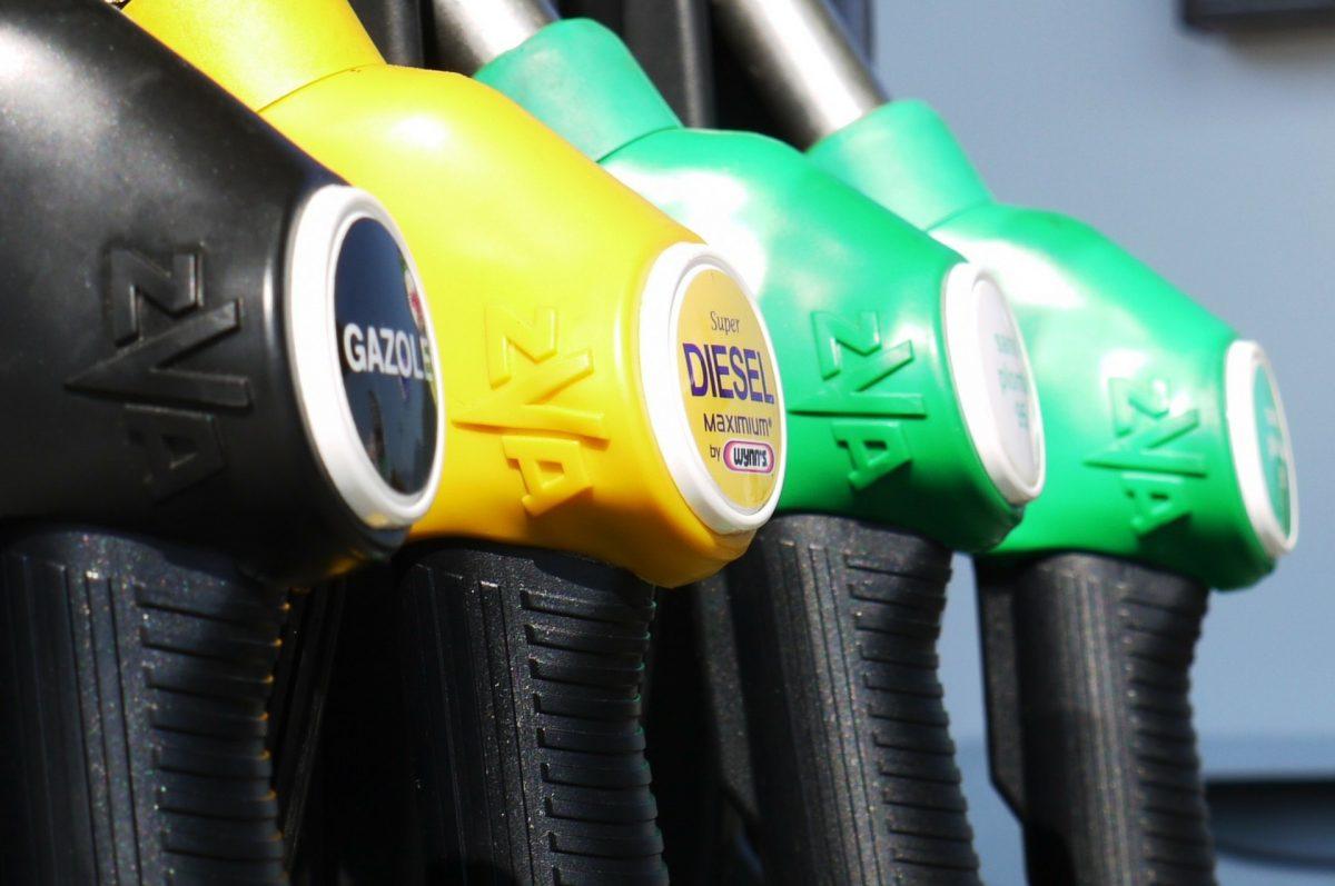 Gasolina no Sudeste