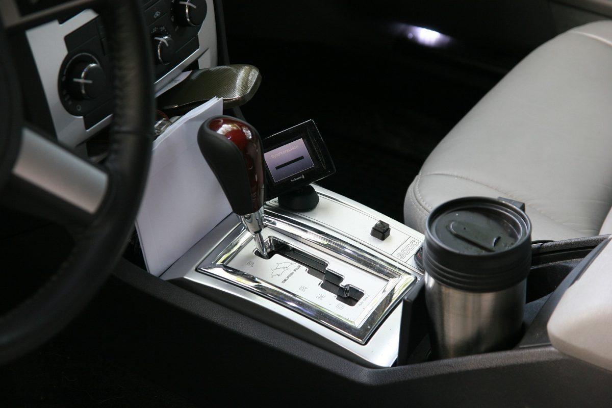 carros automáticos