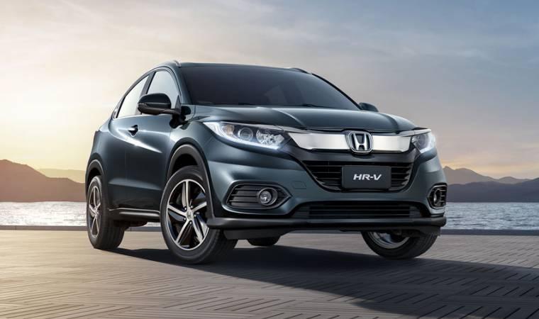SUV Honda HR-V foi lançado em 2015 e é um dos carros chefes da montadora