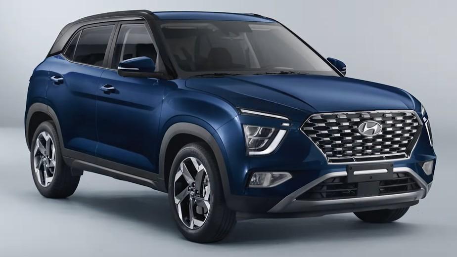 SUV's conquistam o mercado brasileiro