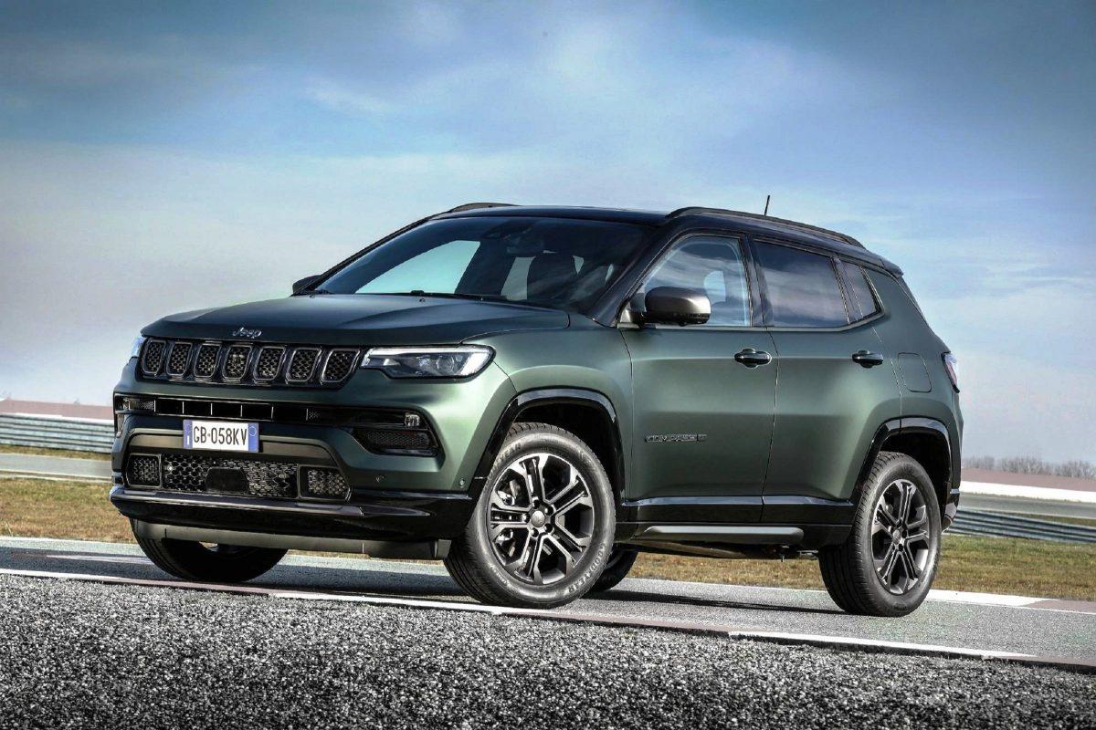 jeep compass 2022 foi um dos lançamentos mais esperados do ano