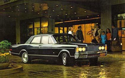 O Ford Galaxie fez história no mercado nacional
