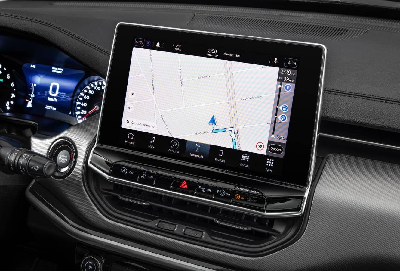 Jeep Compass 2022 traz mudanças, motor T270 e mais novidades