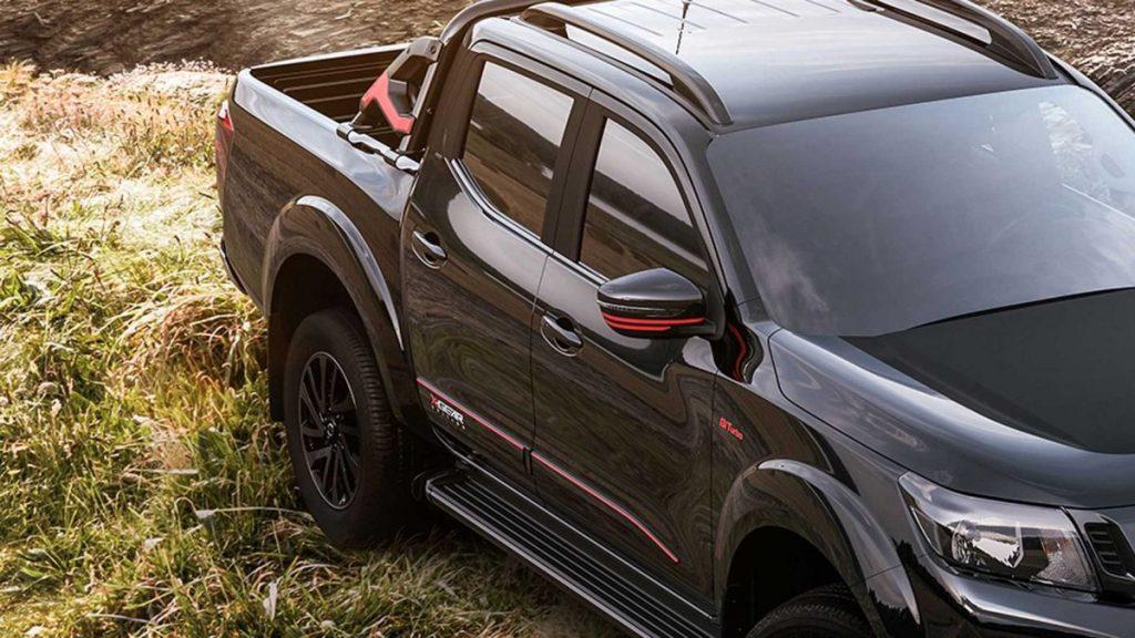 Nissan Frontier X-Gear tem motor 2.3 biturbo