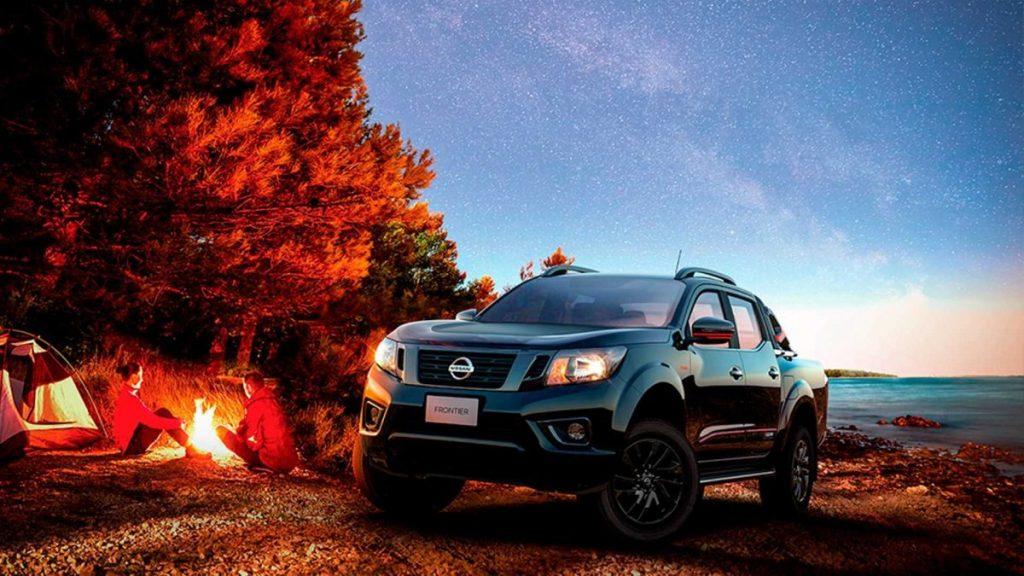 Nissan Frontir X-Gear (Foto: Divulgação)