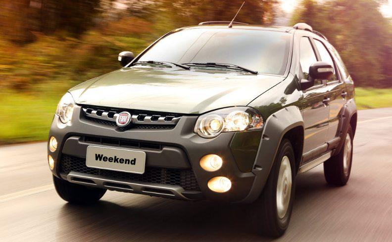 partir de R$ 10 mil, o leilão inclui o Fiat Palio Week ano 2005