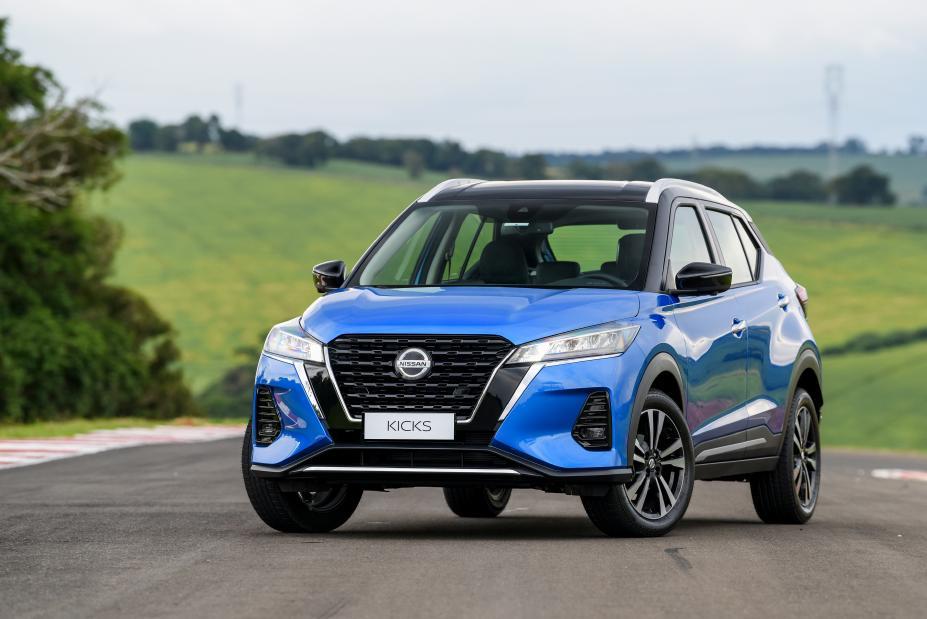 A Fábrica da Nissan em Resende, no RJ, agora está focada na produção do SUV Kicks, o carro chefe da marca no país