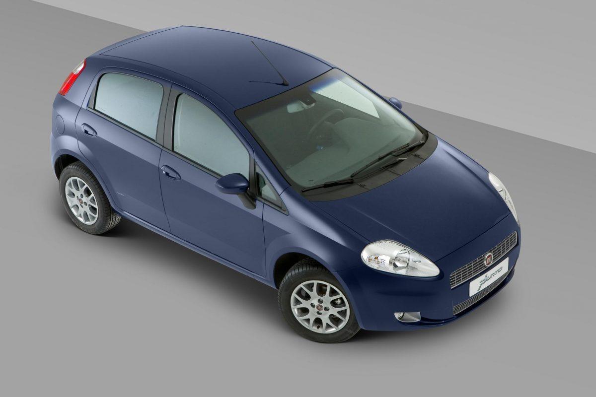 Fiat Punto com versão elétrica pode ser realidade