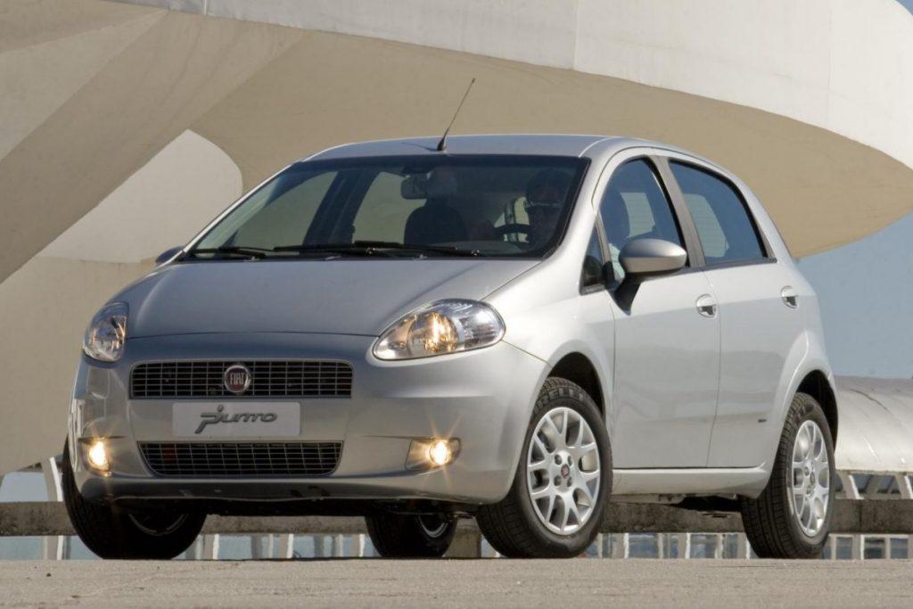 Fiat Punto elétrico pode ser realidade