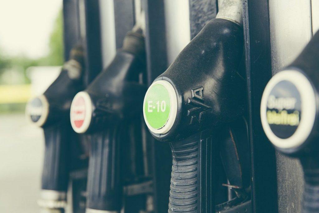 gasolina está mais cara
