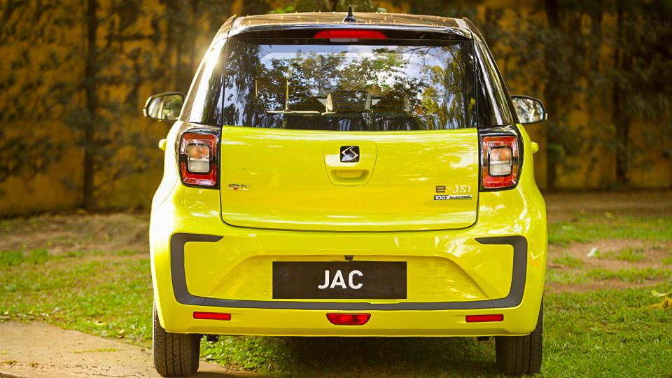 Novo JAC E-JS1