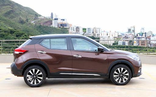 Novo Nissan Kicks 2022 passa a contar com mais uma opção de cor
