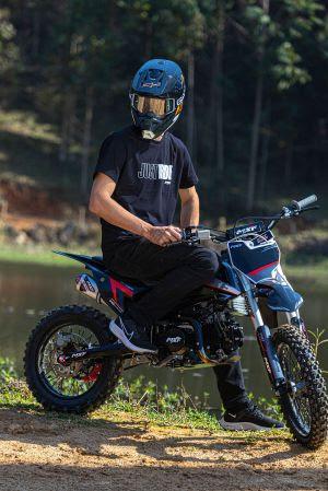Motos 'pit bike': Conheça o conceito e o modelo Pro Racing da MXF