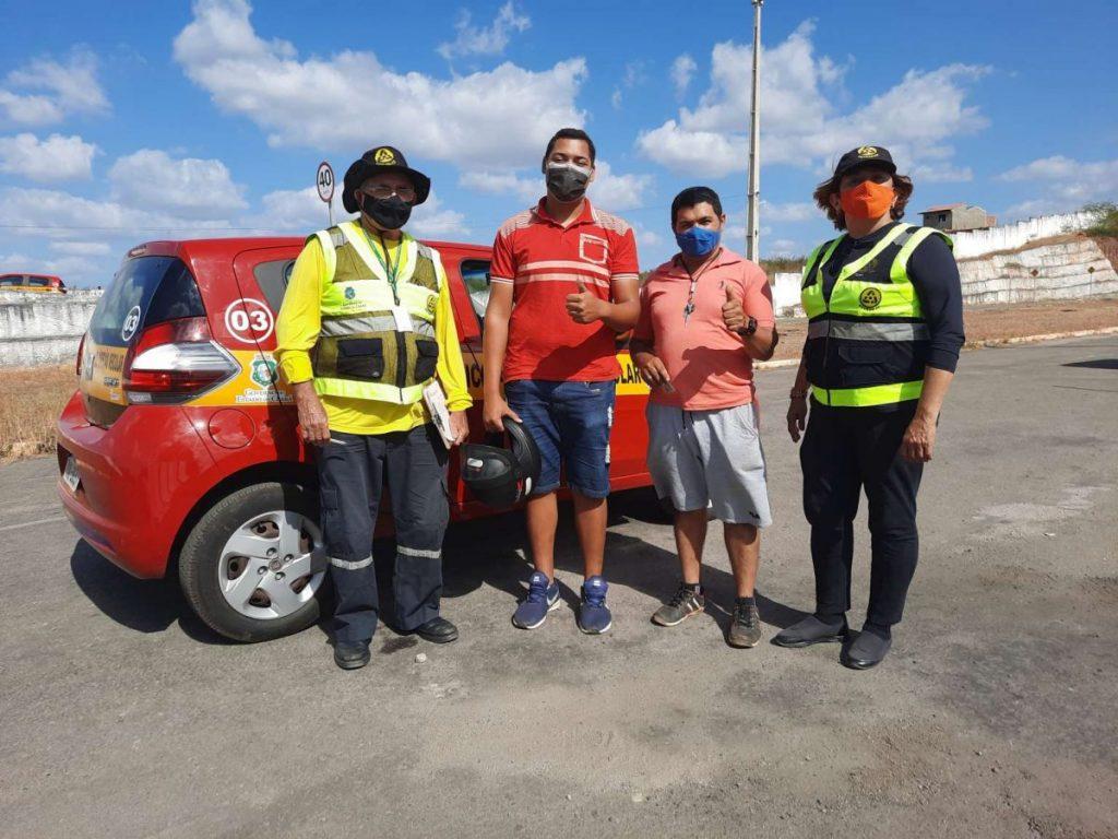 Ceará retoma o programa de CNH Social