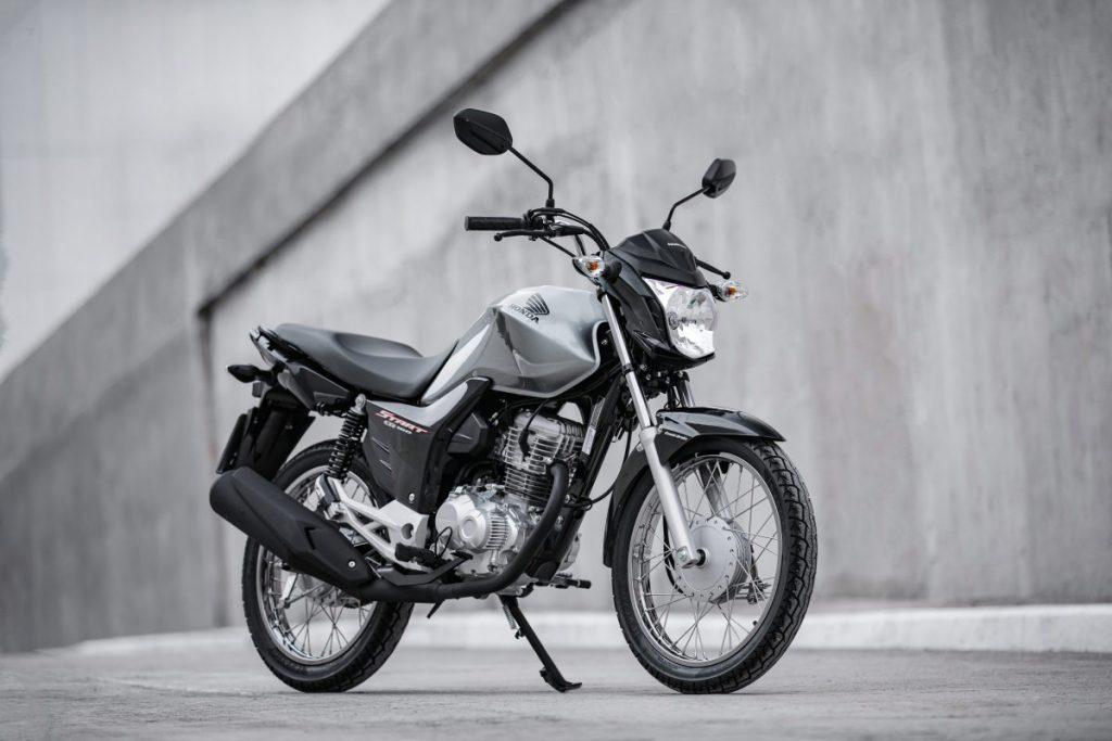 Honda CG 160 é a moto mais vendida em setembro