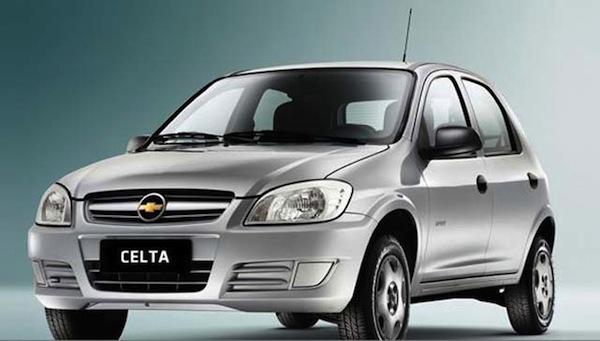 Conheça os carros populares mais vendidos do Brasil