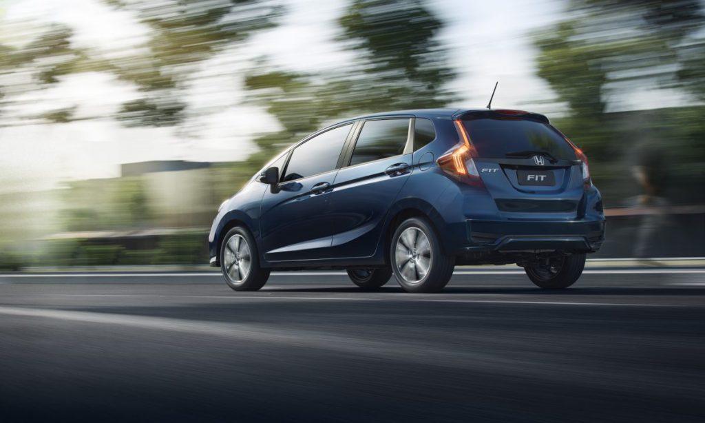 Honda Fit foi o carro mais vendido em plataforma online em setembro