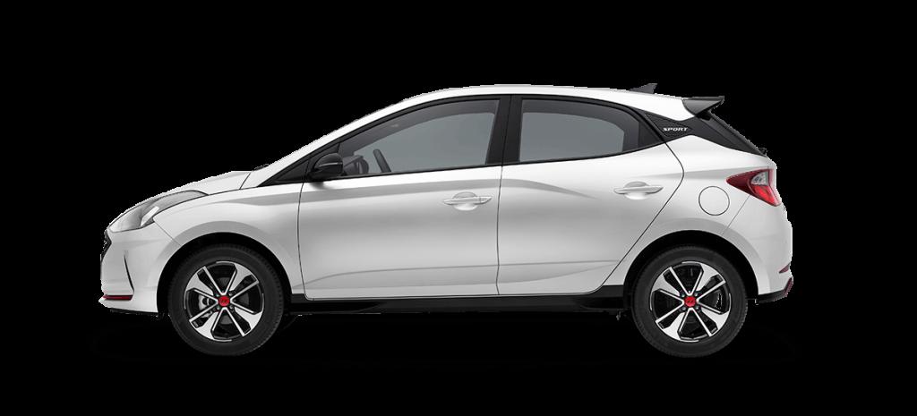 Hyundai HB20 é o modelo mais vendido de setembro
