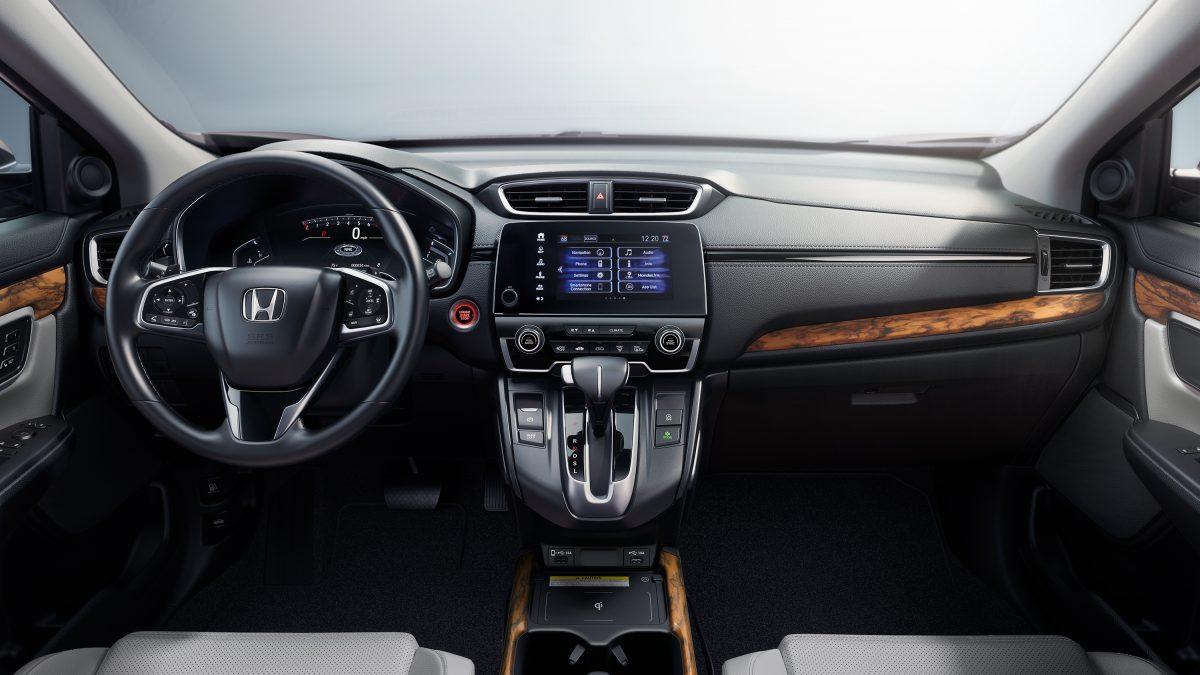 Honda CR-V 2021: