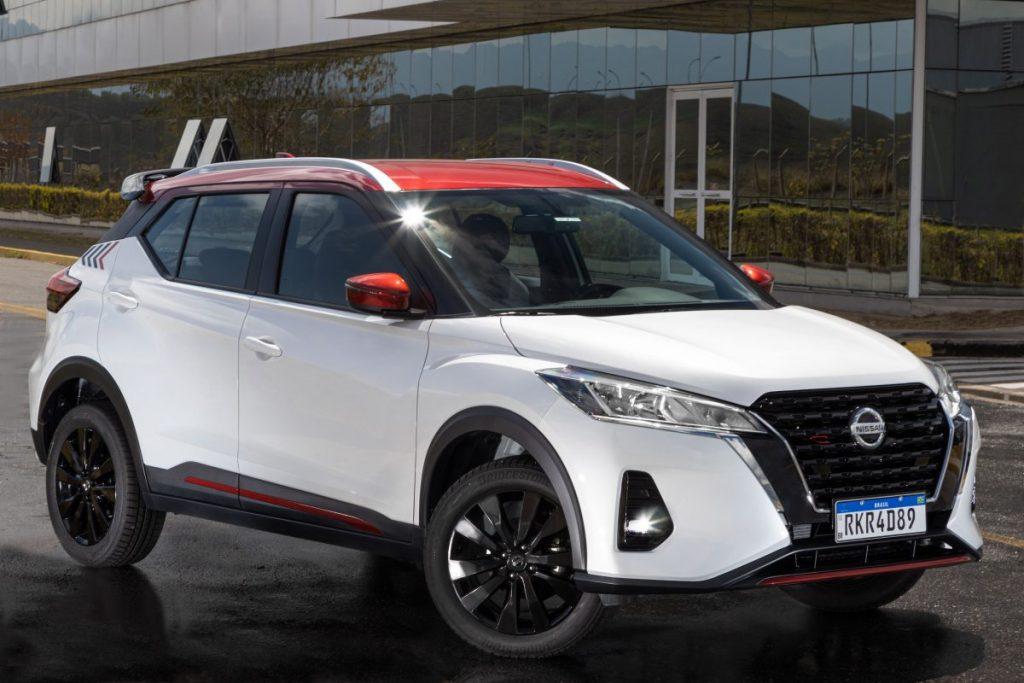 Novo Nissan Kicks XPlay tem preço de R$ 122.990