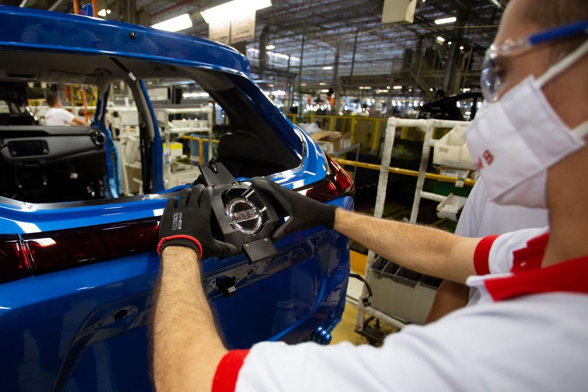 Nissan dobrará a produção em 2022