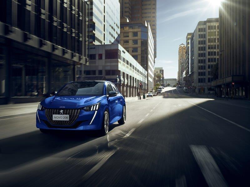 Novo Peugeot 208 é o carro chefe da montadora