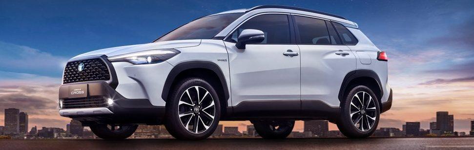 Toyota Corolla Cross 2022 foi um dos lançamentos mais aguardados em 2021