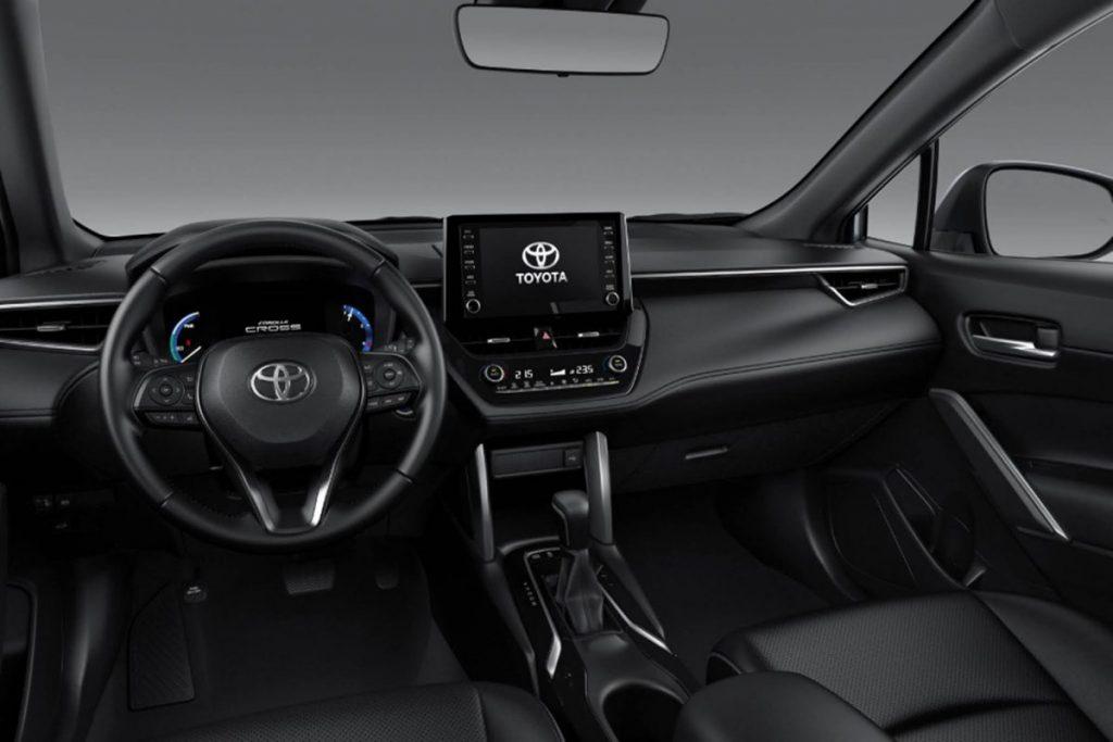 Novo Corolla Cross (Foto: Divulgação / Toyota)