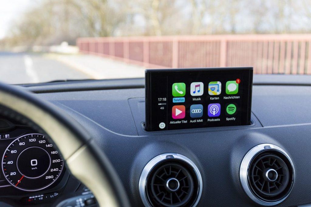 Como configurar o CarPlay do carro