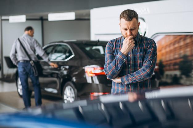 Pesquise bastante e verifique a procedência do veículo